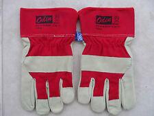 Odin wenass Yukon Qualité COCHON grain cuir Gants de travail taille 10 - 3 paires