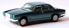 Jaguar XJ12 V12 Sedán XJ Serie III 1987-92 verde verde metálico 1:87