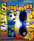 SUNGLASSES WITH TOYS- SOCCER THEME WITH FAN