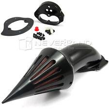 BLACK SPIKE AIR CLEANER KIT FILTER INTAKE FOR Kawasaki Vulcan 1500/1600 2000 Up