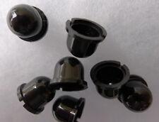 10 Infrared Sensor 8308-4 mini Black Fresnel Lens body pyroelectric PIR
