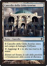 4x Cancello della Gilda Azorius - Guildgate MTG MAGIC C13 Commander 2013 Ita
