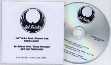 JET TRICKS Stephanie UK promo test CD Shawn Lee Huey Morgan Renegades Of Jazz