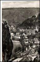 1955 BLAUBEUREN Kloster Wilhelmsfelsen Totalansicht AK alte Postkarte