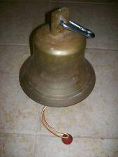 """Brass Bell 9"""""""