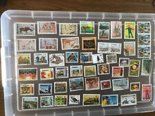 Zimbabwe stamps-unchecked collection