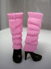 Barbie Doll Clothes/Shoes *Mattel Sock High Heels *New* #607