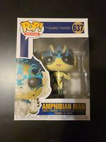 Funko POP Shape of Water #637 Amphibian Man Vinyl Figure
