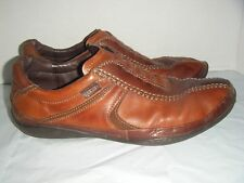 PIKOLINOS Leather Slip On Drivers Moccasin Loafers European 44 USA 10.5 11 SHOES