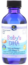 Nordic Naturals, Baby's DHA, with Vitamin D3 60 ml