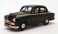 Kenna Models 1/43 Scale K241120 Standard Vanguard Phase II Taxi - Black 1 Of 50