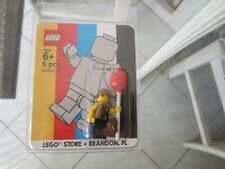 HOLY GRAIL EXTREMELY RARE Lego Store Grand Opening Minifigure Brandon 500/500!!