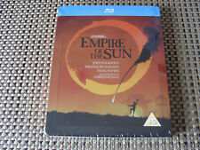 Blu Steel 4 U: Empire Of The Sun : Limited Edition Steelbook Sealed