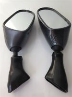 CarbonSide Racing Mirrors For 98-06 Suzuki GSX600F Katana 98-06 GSX750F Katana
