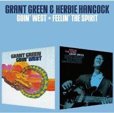 Grant Green, Grant G - Goin West / Feelin the Spirit [New CD]