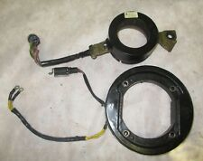 Johnson evinrude V4  90HP - 115 hp trigger Timer base and stator 1985 - 1996