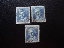 FRANCE - timbre yvert et tellier n° 295 x3 obl (A5) stamp french (P)