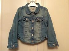 Next Casual Spring Denim Girls' Coats, Jackets & Snowsuits (2-16 Years)