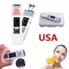 Usa Galvanic Microcurrent Skin FirmingTender Machine Anti-aging Massager White