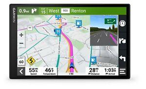 "Garmin 010-02471-00 DriveSmart 86 Voice Assist 8"" GPS Navigator Includes Traffic"