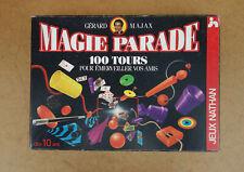 Ancienne boite magie parade Gérard MAjax Nathan prestidigitation