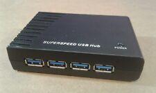 Superspeed USB 3.0 4-Port Hub - SY-HUB20062