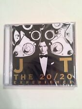 Justin Timberlake The 20/20 Experience Deluxe Edition Extra Tracks CD Brand New