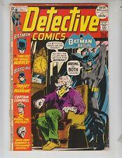 Detective 420 VG- (3.5) 2/72 52 pages! Batman and Batgirl!
