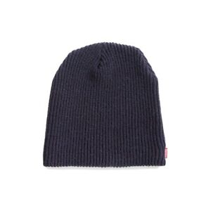 Supreme Basic Beanie (FW19) Navy || New With Tags