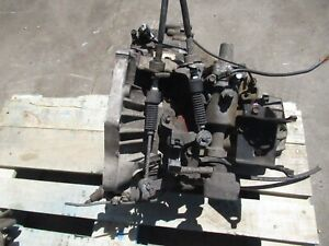 2000-2005 Toyota Corolla 6speed Transmission 2ZZGE Gearbox Matrix 6speed Tranny