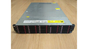 HP ProLiant SE326M1 DL180 G6 2x Quad Xeon 12GB 900GB P410 RAID File Server 2019