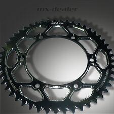 gp-tech Factory pignon roue à chaîne noir Suzuki RM RMZ 125 250 450 49 DENTS