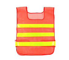 Latest High Visibility Reflective Security Night Work Safety Reflective Mesh ...