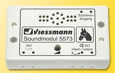 Viessmann 5573 Soundmodul Aufbäumendes Pferd #NEU OVP#
