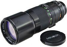 MINOLTA MC 300mm 4.5 Tele Rokkor-HF
