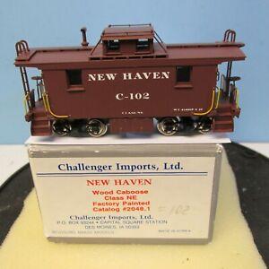 NEW HAVEN - WOOD CABOOSE - CLASS NE - Original Box