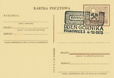 Poland postmark POLKOWICE - mining day of the miner KGHM