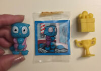 Lost Kitties Series 2: Jacket figure + sticker + 2 accessories
