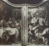 John the Baptist Beheaded/Martyrdom of St. John, Magic Lantern Glass Slide