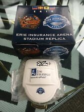 Conner McDavid AUTOGRAPHED Erie Otters stadium Replica #3 Authentic!