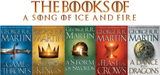 Game of Thrones:A Song of Ice and Fire Series 1-5-AUDIOBOOK/MP3