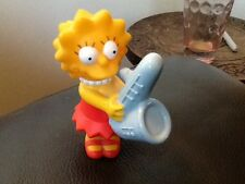 BURGER KING THE SIMPSONS 2000 LISA WITH SAXOPHONE