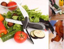 Cortador de inteligente 2 en 1 tablero de corte y cuchillo Tijeras como se ve en TV * Clvr _ corte