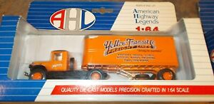 Yellow Transit Freight Lines Hartoy AHL Truck