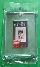 Ultra Pro One Touch 35pt Magnetic MINI TOBACCO Size Trading Card Holder UV Guard