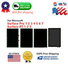 LCD TOUCH SCREEN For Microsoft Surface Pro 1 2 3 4 5 6 7 RT 3 1645 1631 1724 US