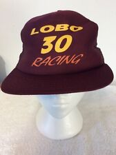 Lobo 30 Racing Made In U.S.A Cap Hat