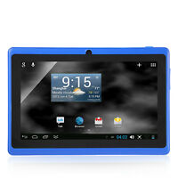"""4GB 7"""" Google Android 4.2 Tablet PC MID Camera for Kids Children WiFi PINK"""