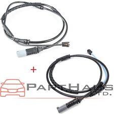 FITS BMW 528i 535i 550i  Brake Pad Sensor Front & Rear 791958 / 791962 (2pcs)