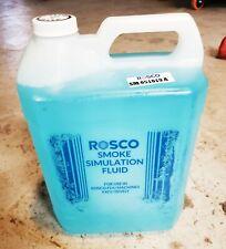 New Rosco 710-031 Smoke Machine Fluid, 4L Bottle, (C15J)